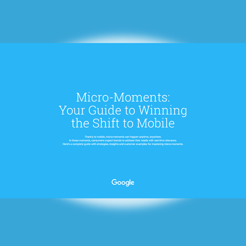 Guide to Winning the Shift to Mobile - by Google, Recommended Reading