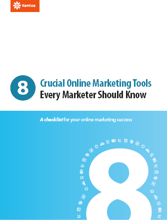 PDF download: 8 Crucial Online Marketing Tools