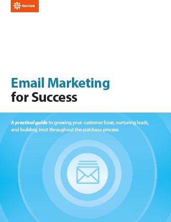 PDF download - Email marketing for success - whitepaper