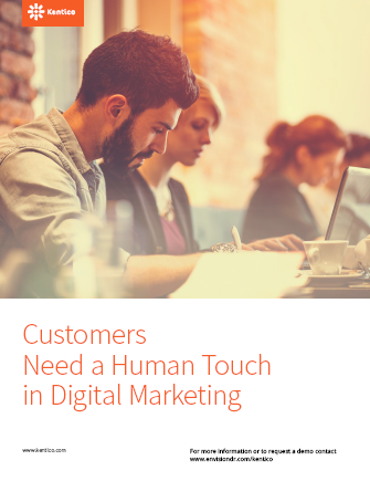 PDF download: Human-To-Human Touch - Whitepaper